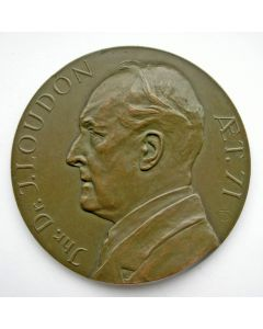Penning VPK 1937 (#2) 'Jhr. Dr. J. Loudon' [Toon Dupuis]