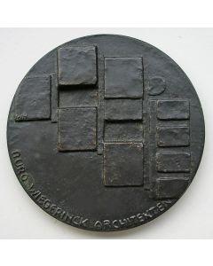 Penning,  25-jarig bestaan Wiegerinck Architecten, Arnhem 1973 [Wilna Haffmans]