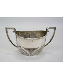 Zilveren suikerpot, 1928