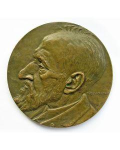 Jaarpenning VPK 1935 (#1), Mr. P.W.A. Cort van der Linden [Theo van Reijn]