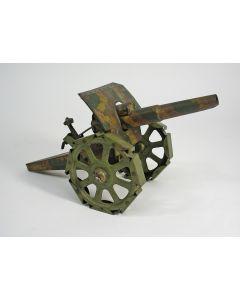 Blikken speelgoed kanon, Duitsland ca. 1930-1940