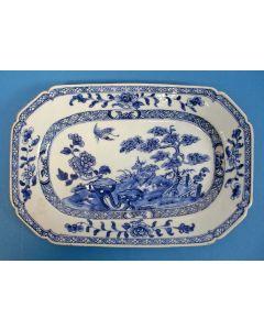 Chinees porseleinen schaaltje, Qianlong periode