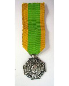 Kruis voor Krijgsverrigtingen (in zilver)